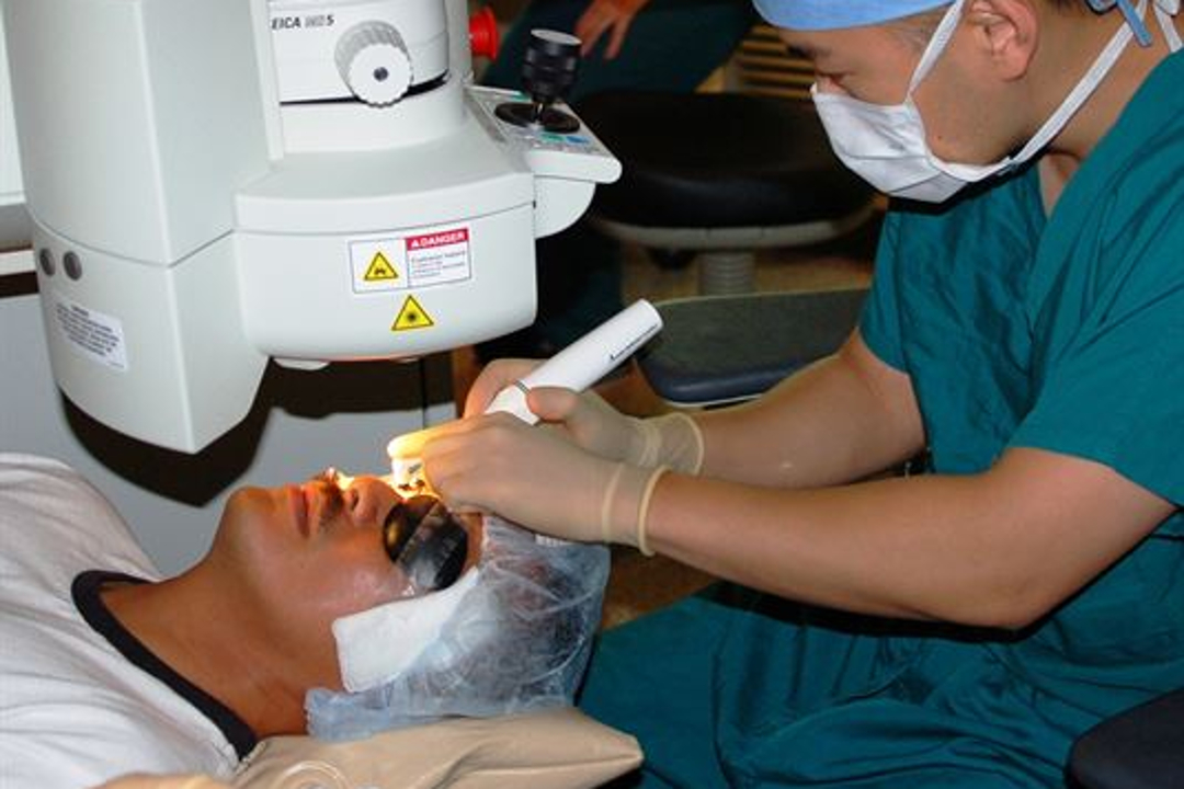 an overview of the medical procedure of lasik eye surgery Choosing a laser eye surgery procedure a surface surgery intralase lasik, a flap surgery medical research of lasik complications and risks.