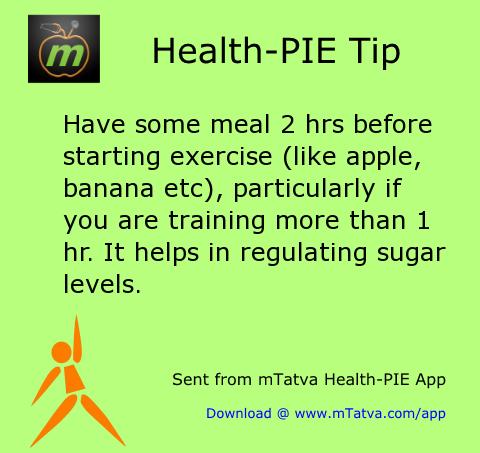 exercise,apple,banana