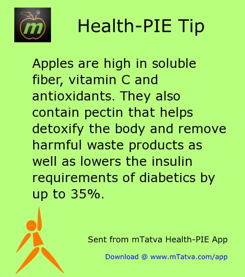 apple,fiber,antioxidant food,diabetes,healthy food habits,vitamin C,insulin