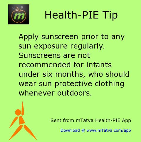 sun exposure,skin care