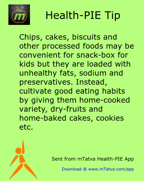 baby care,good habits for kids,processed food