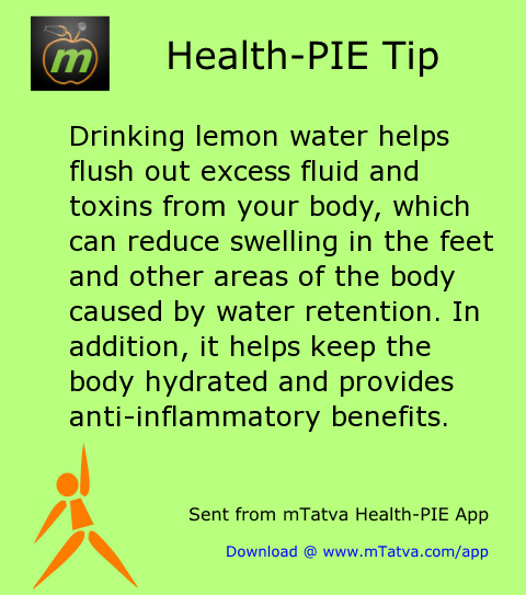 feet care,home remedy,lemon