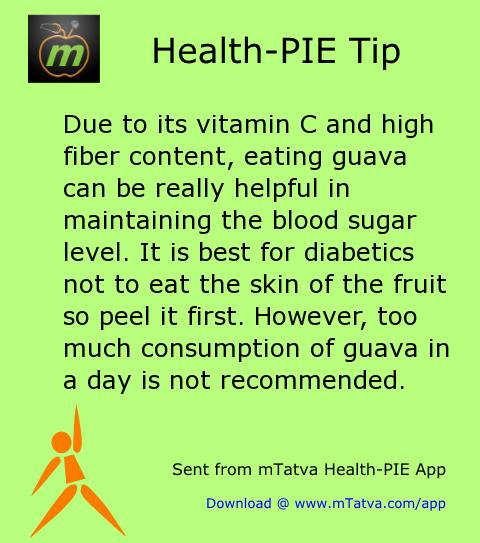 healthy food habits,fiber,sugar,vitamin C