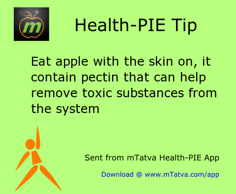 healthy food habits,apple