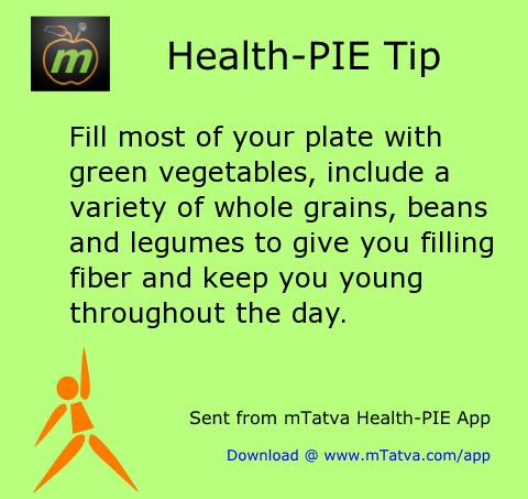 fiber,healthy food habits,green vegetables