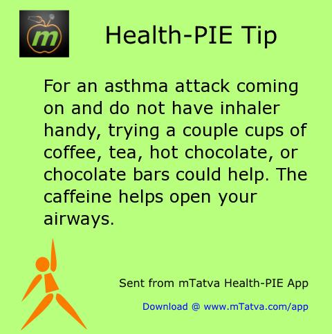 asthma,tea