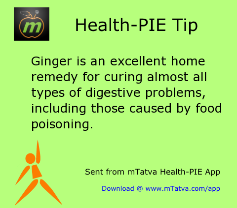 ginger,home remedy,digestion and constipation