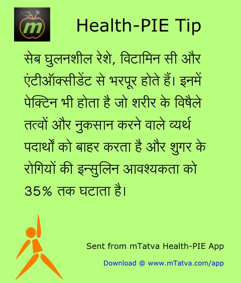 सेब, रेशेदार आहार, एंटीऑक्सीडेंट, मधुमेह, स्वास्थ्यवर्धक आहार, विटामिन सी, इन्सुलिन