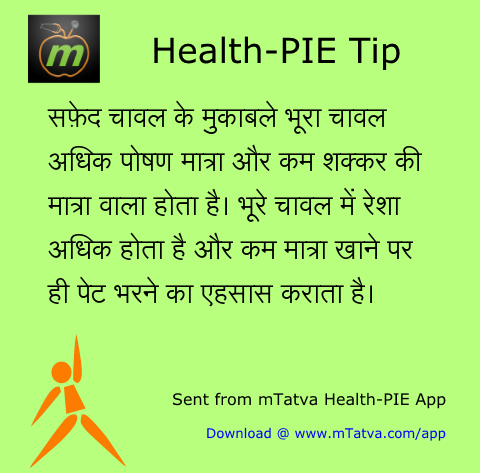 स्वास्थ्यवर्धक आहार