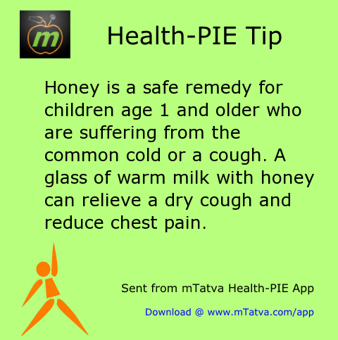 honey,baby care,cold,home remedy,milk,cough