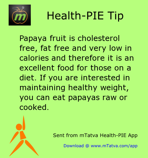 calories in food,weight loss,healthy food habits,papaya