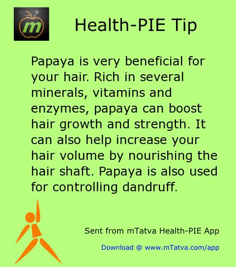 hair care,papaya