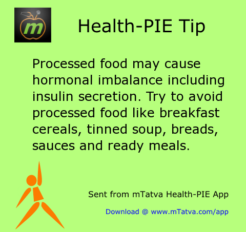 healthy food habits,processed food,bread and health,insulin