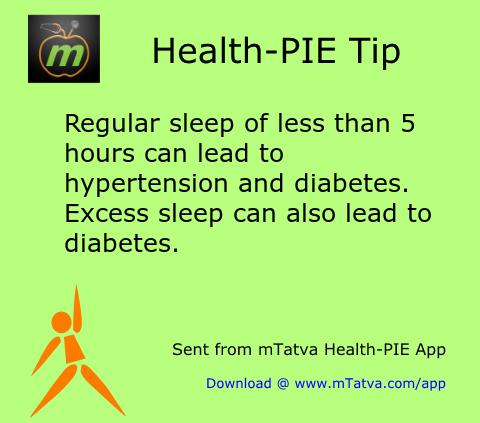 high blood pressure,sleeping,diabetes