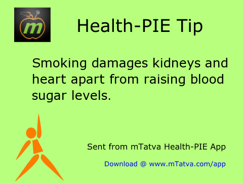 smoke,kidney,sugar