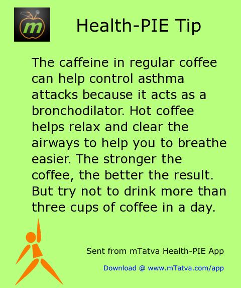 tea,asthma,home remedy