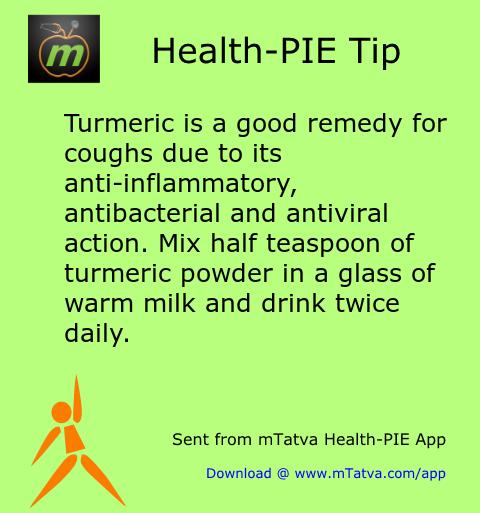 turmeric health,home remedy,milk,cough