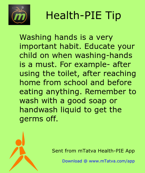 baby care,good habits for kids