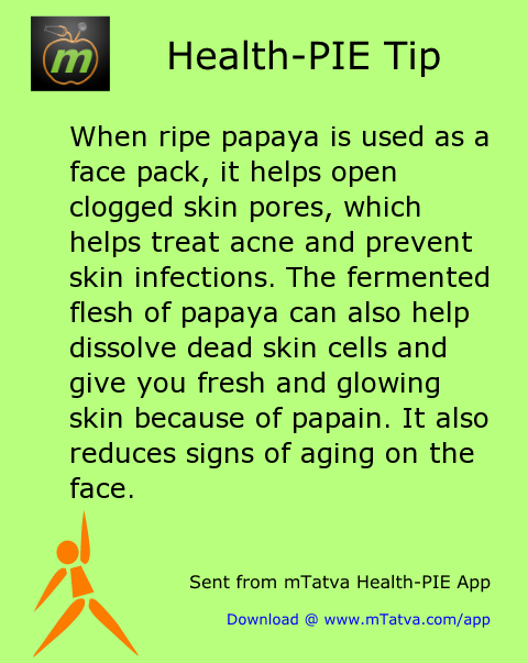 beauty tips,skin care,anti ageing,papaya