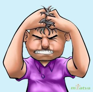 Dementia symptoms
