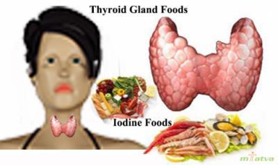 Thyroid foods
