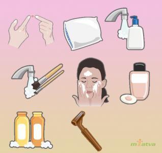 Acne prevention image