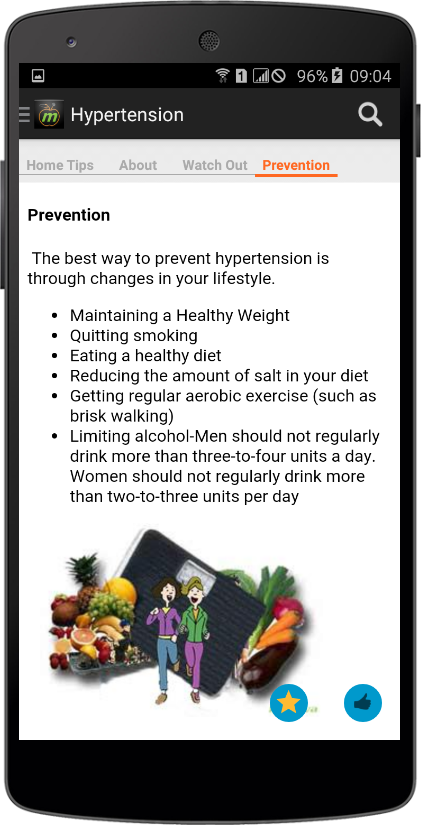 HealthPIE Hypertension info page